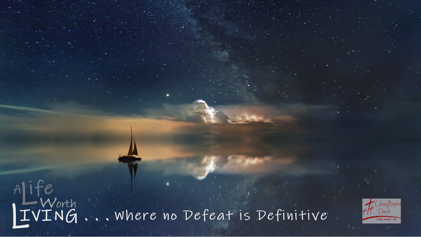 Where No Defeat Is Definitive