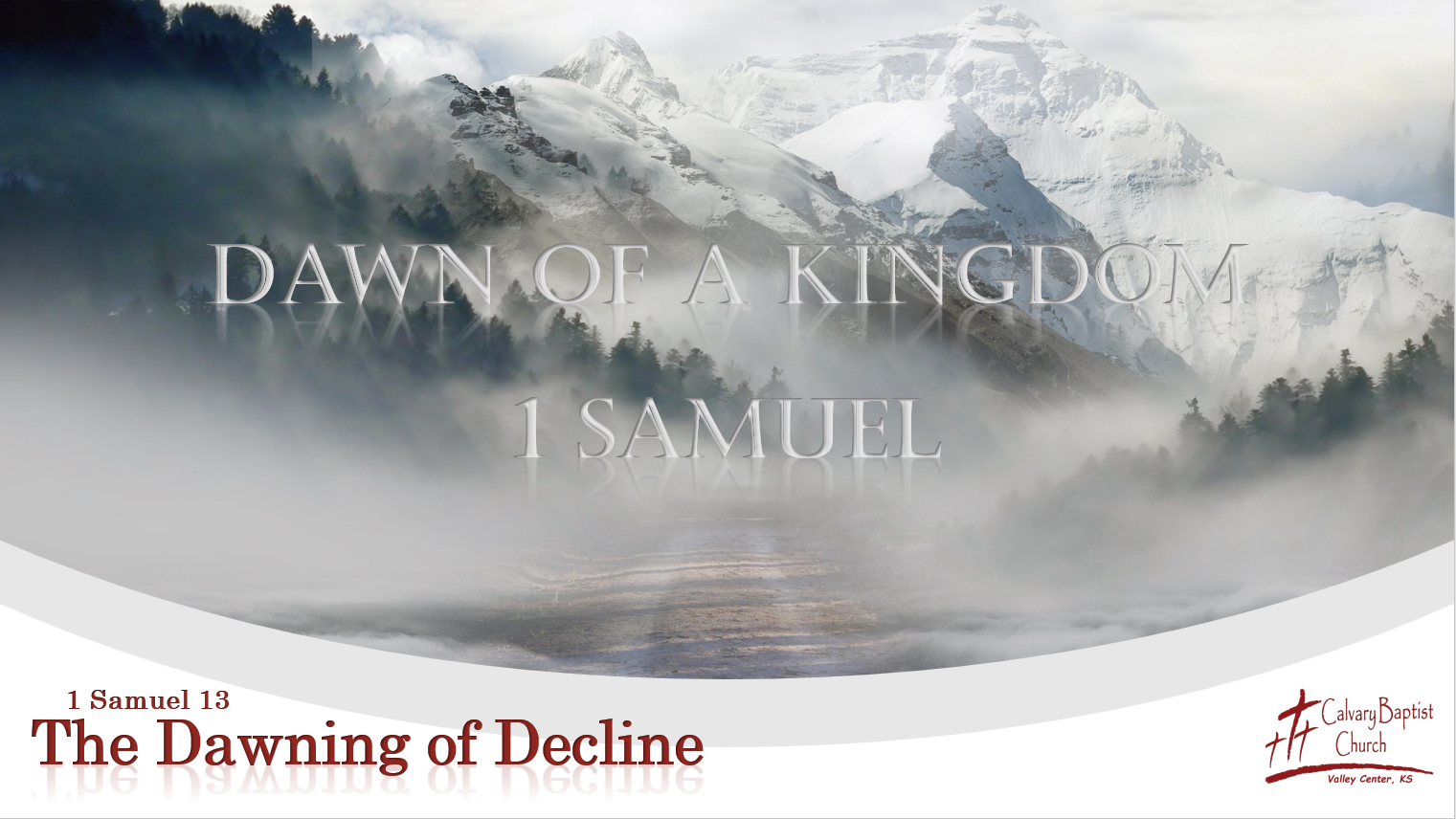 The Dawning of Decline