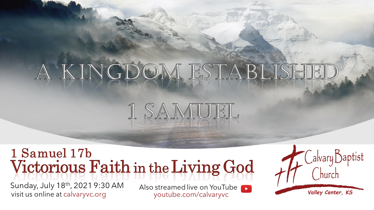 Victorious Faith in the Living God